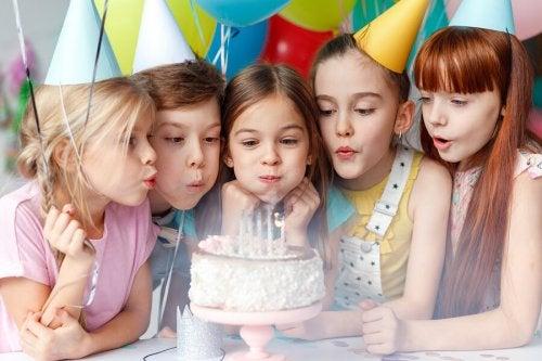 6 ideas de decoración para el cumpleaños de tu hijo