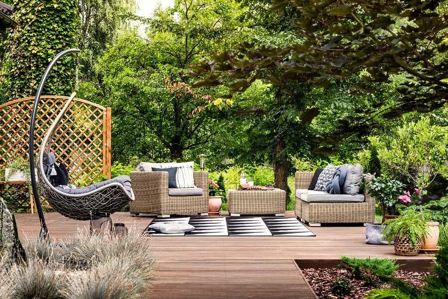 Terraza y jardín: muebles y complementos que te gustarán