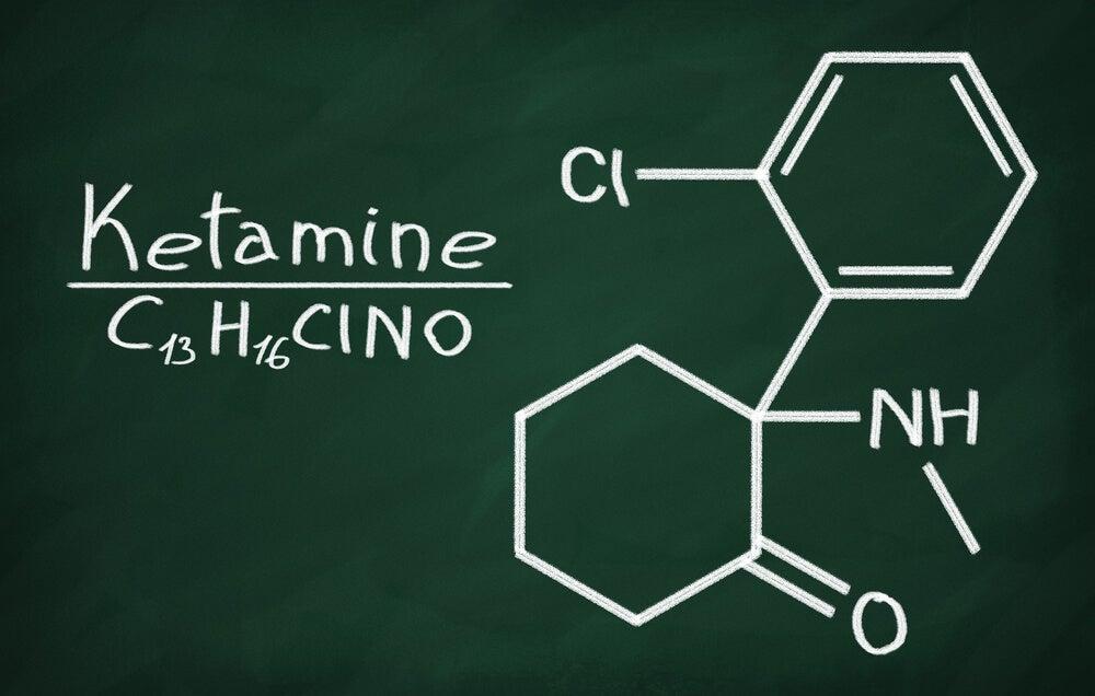 Intoxicación por ketamina