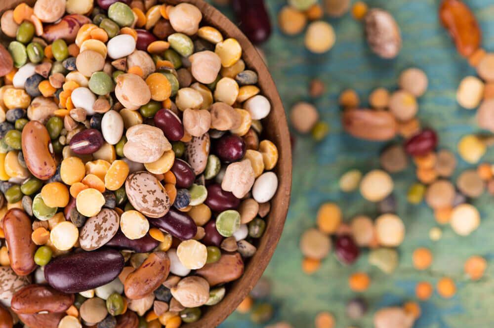 Que cantidad de legumbre se recomienda en perdida de peso repentina