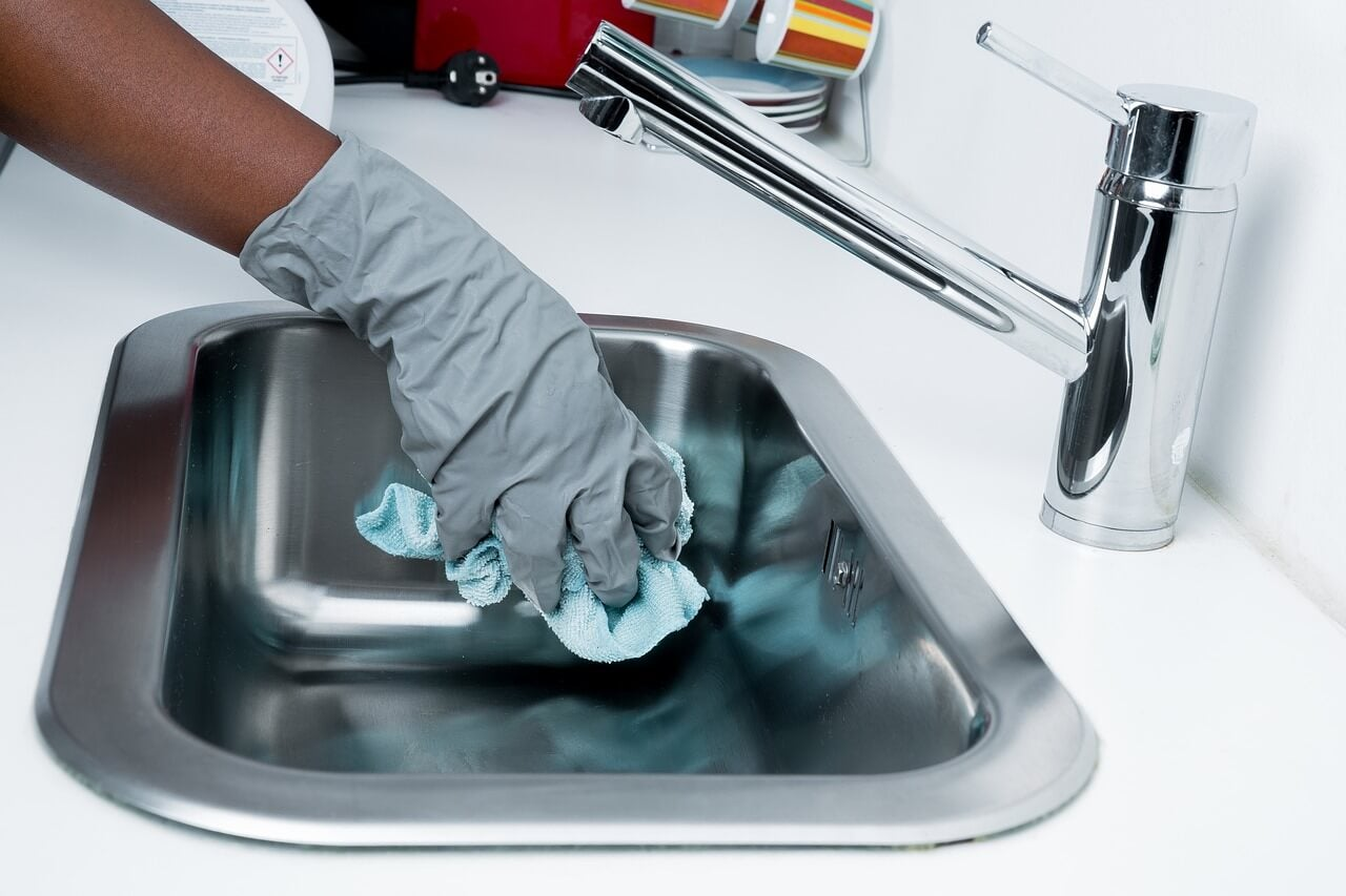 Estos son algunos elementos que debes limpiar constantemente
