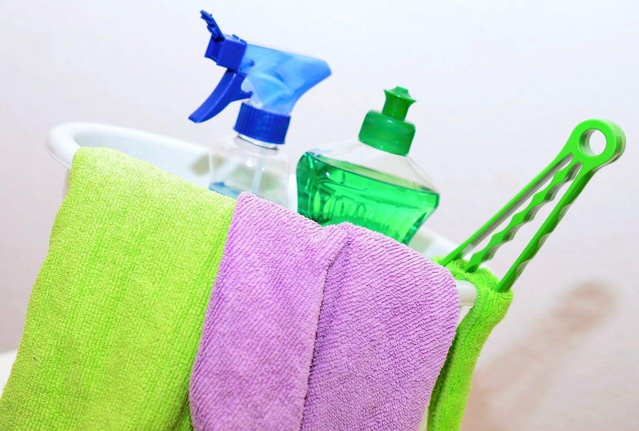 exceso de higiene en el hogar