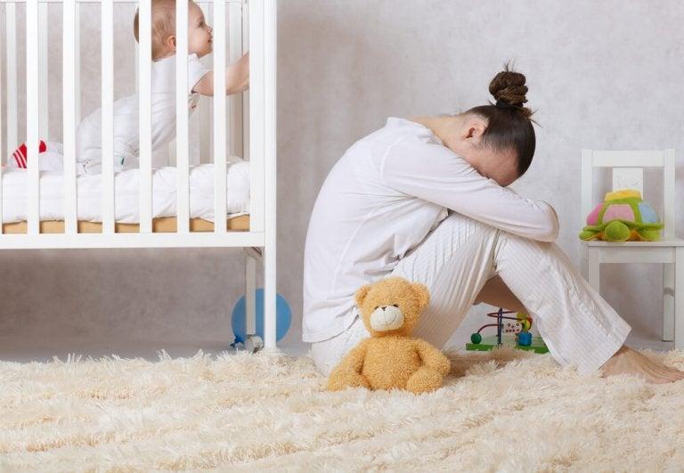 Depresión posparto: qué es y cómo tratarla