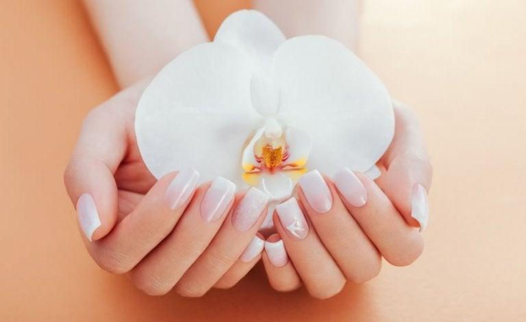 La manicura ideal para el día de la boda