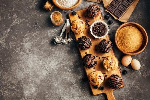 5 recetas de sanos y sabrosos muffins