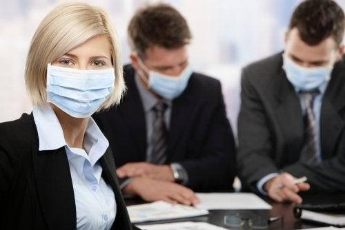Enfermo edificio tratamiento del sindrome