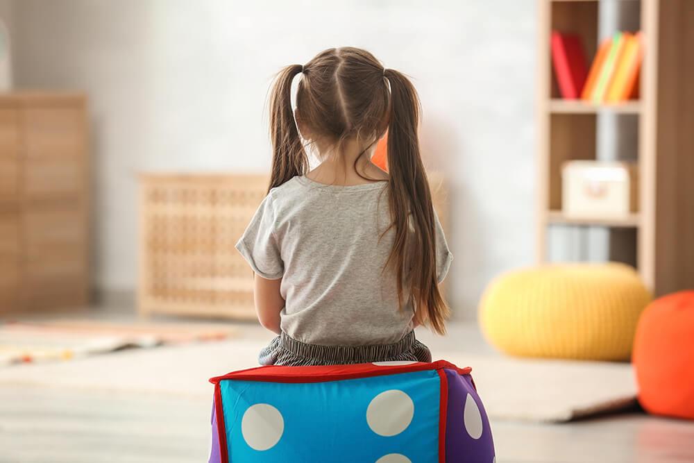 Los niños con trastorno desintegrativo infantil no suelen nacer con él.