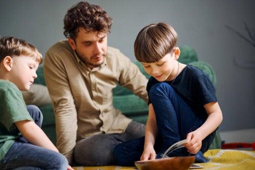 9 frases motivadoras para nuestros hijos
