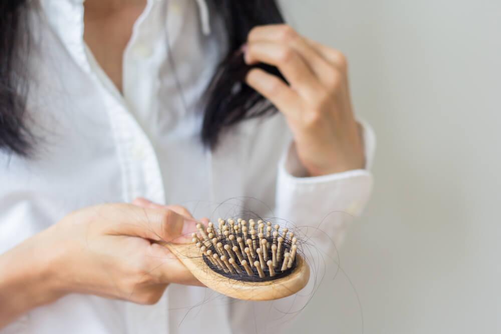Perder cabello cáncer