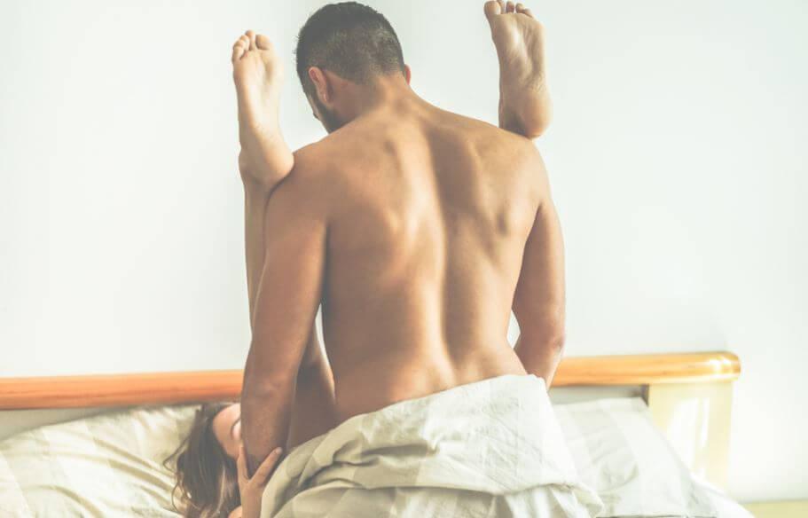 Posturas sexys que deberías probar.