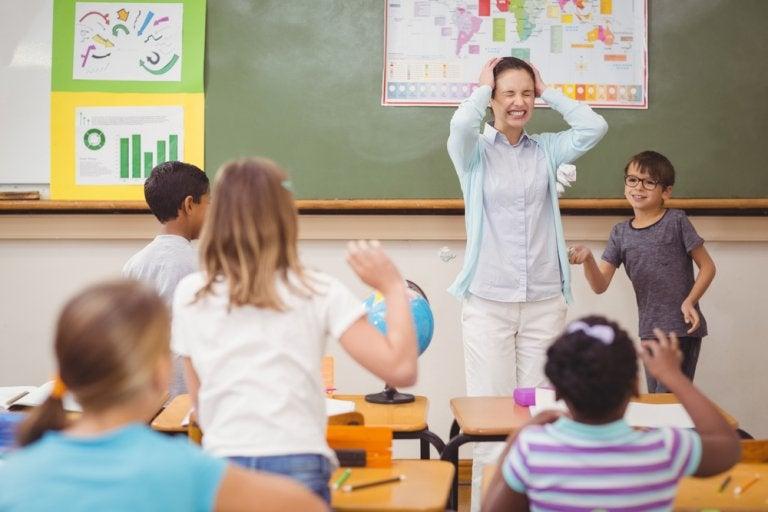 Síndrome del profesor quemado, qué es y cómo evitarlo