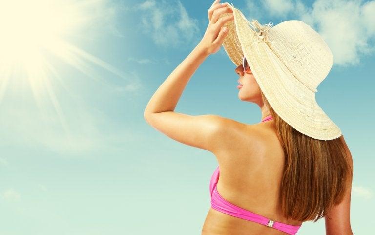 Cómo protegerse del sol en verano