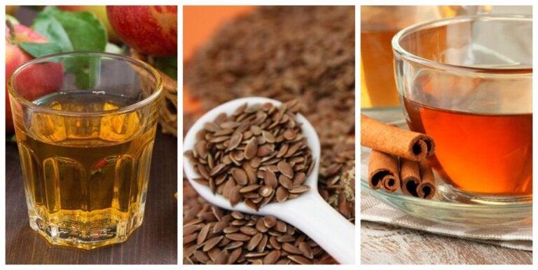 5 remedios herbales para restablecer tu glucosa en sangre
