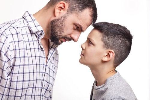 Por qué es importante el respeto de los niños hacia los padres