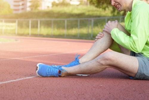 Es necesario reducir el dolor de rodilla para poder realizar actividades como correr
