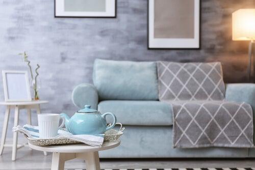 Conoce los secretos para decorar tu sala de estar