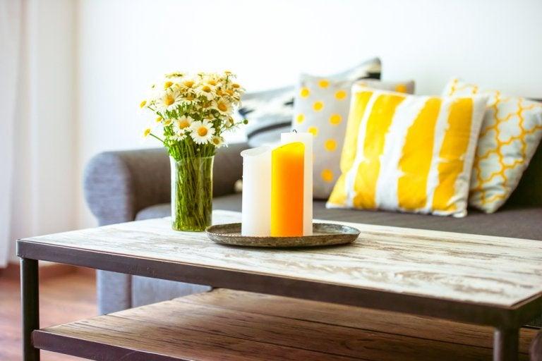 5 colores de primavera ideales que te ayudarán a decorar