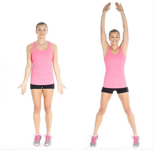 rutinas para bajar de peso gymnastico