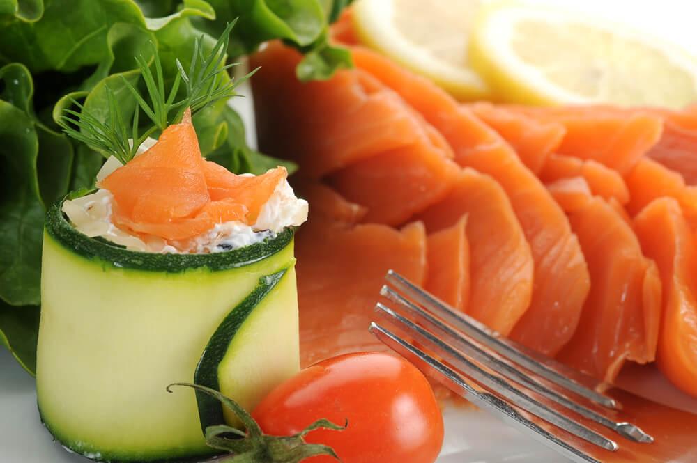 Saquitos de calabacín: deliciosos y sanos