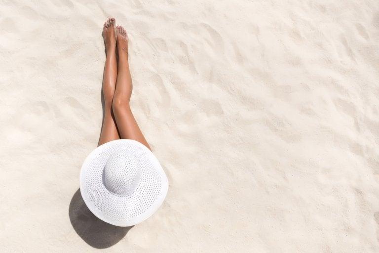 Los 10 mandamientos para tomar bien el sol