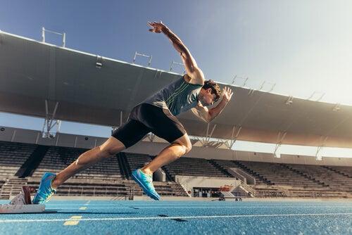 Sprint: resistencia anaeróbica