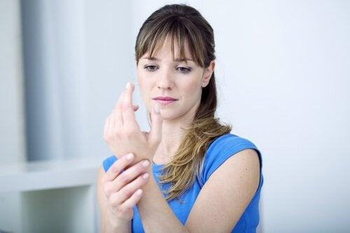 El síndrome de túnel carpiano: causas y tratamiento
