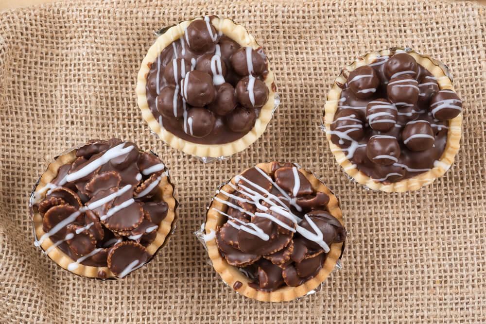 Aprende a hacer la mejor tartaleta de chocolate del mundo