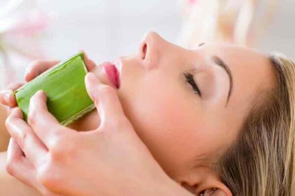 5 tratamientos con sábila para el acné