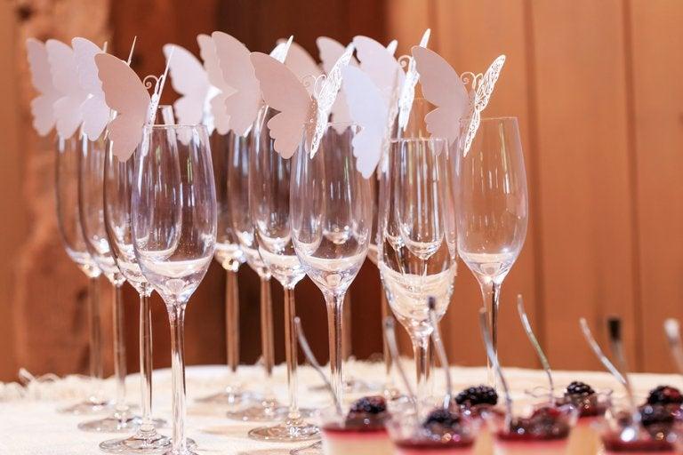Ideas originales y fáciles para decorar vasos
