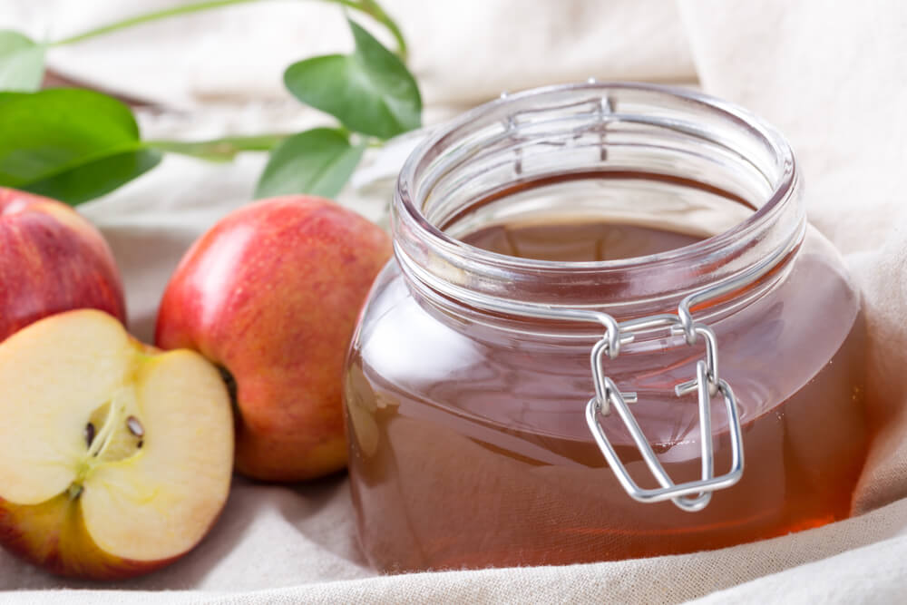 Cómo aliviar la infección sinusal con vinagre de sidra de manzana