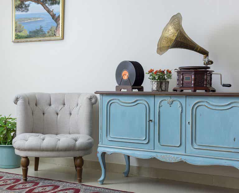 4 consejos para decorar tu habitación estilo vintage