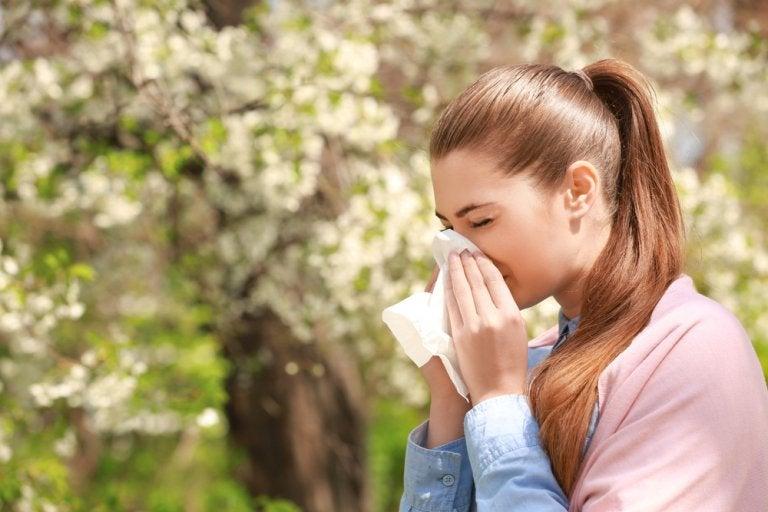 Reduce tu alergia con estos 7 antihistamínicos naturales