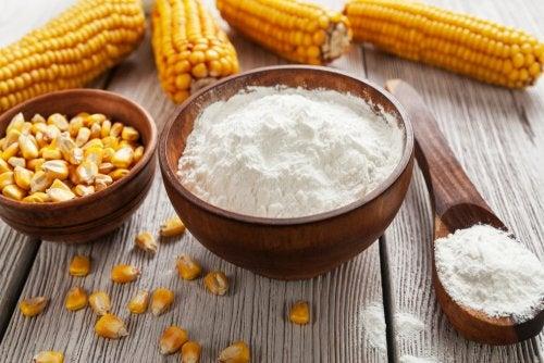 12 sorprendentes usos del almidón de maíz o maicena