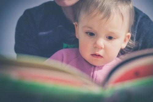 Método Doman para leer a edad temprana