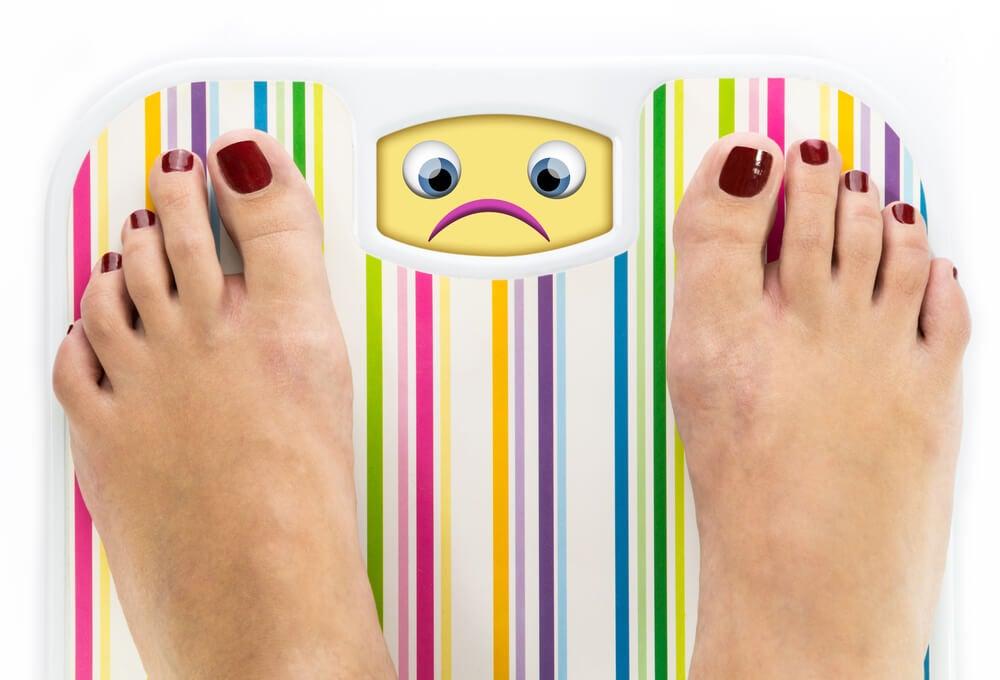 Descubre estos 4 errores que te impiden bajar de peso