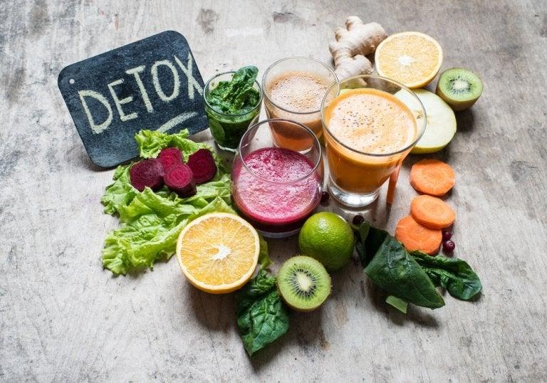 ¿Las dietas de desintoxicación realmente funcionan?