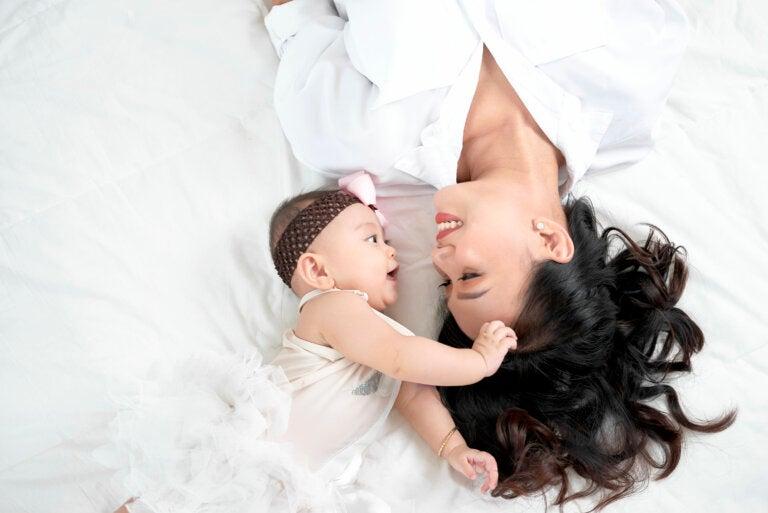 7 etapas en el desarrollo emocional del bebé