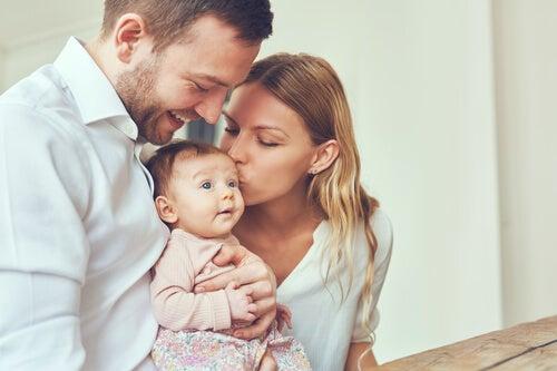 Guía para primeros días del bebé en casa