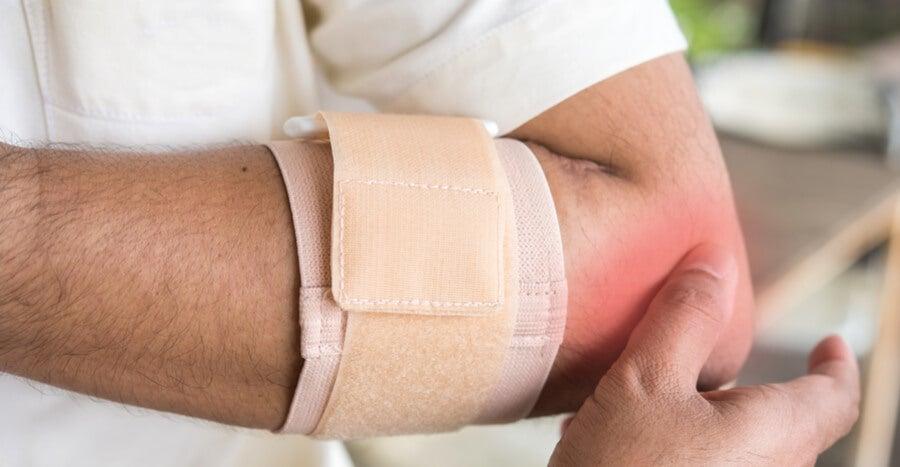 Aparatos ortopédicos para la bursitis
