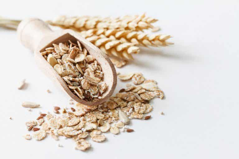 Los beneficios de sustituir el cereal comercial por el integral
