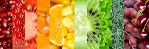 Las frutas y verduras son un alivio natural para la endometriosis