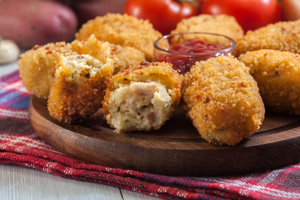Las mejores recetas de croquetas de jamón
