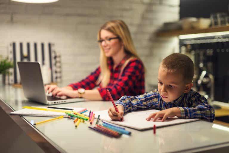 Cómo enseñar al niño a no procrastinar