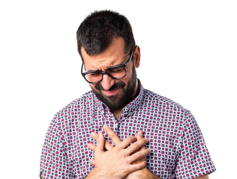 5 hábitos saludables para prevenir el dolor de pecho