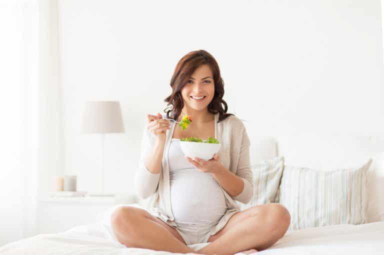 8 hábitos a tener en cuenta para un embarazo saludable