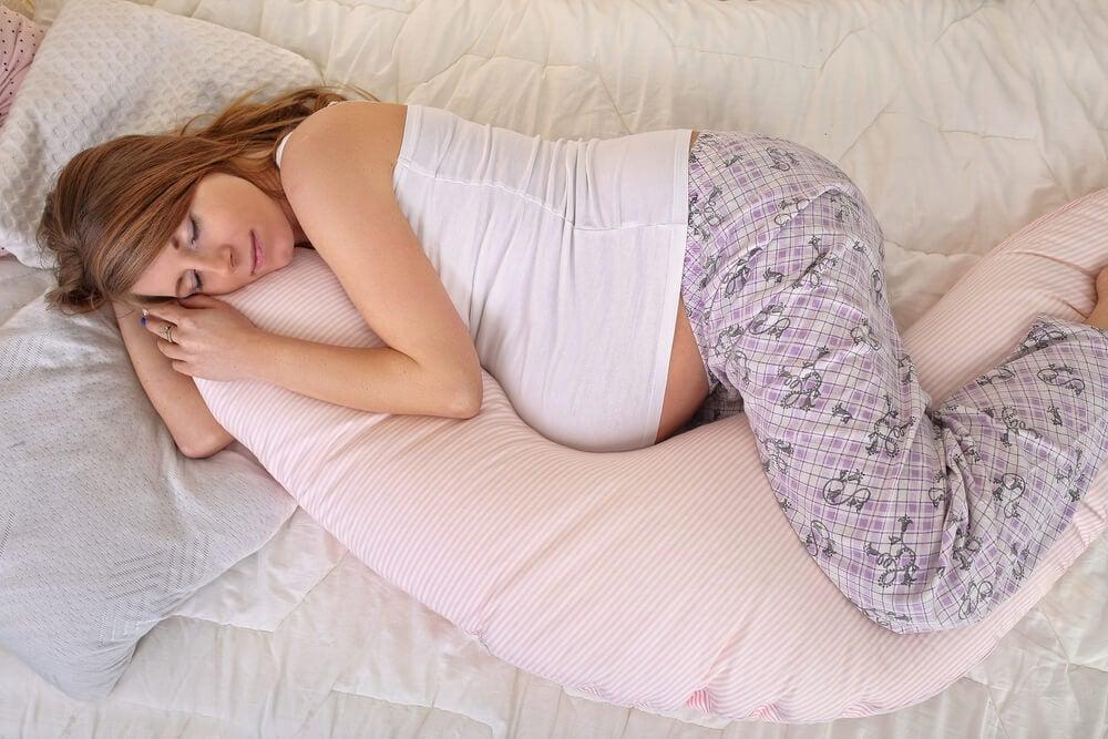 Cómo combatir el cansancio en el embarazo