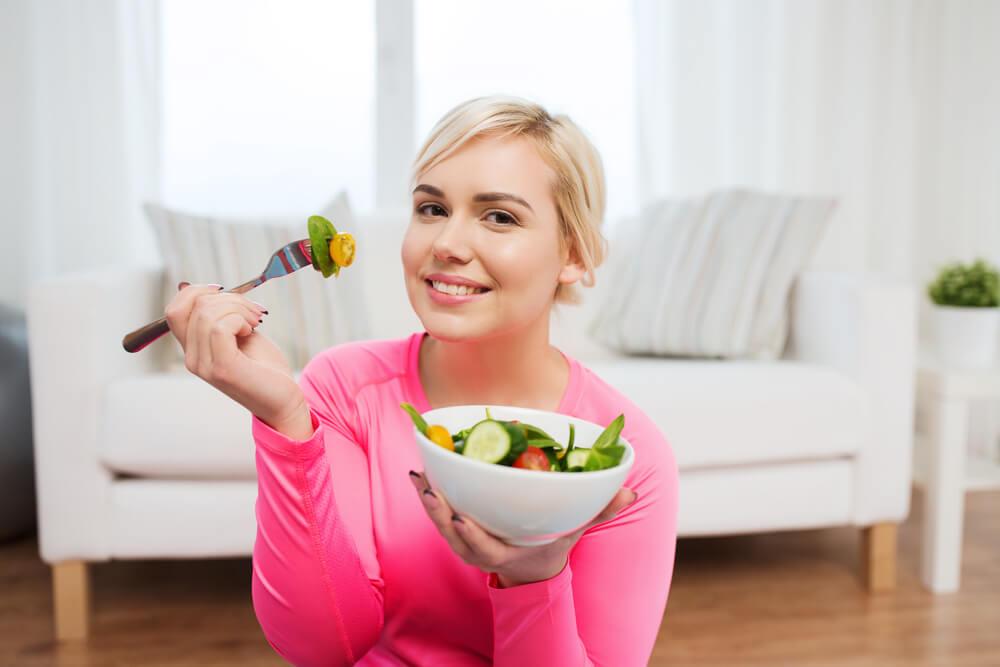 ¿Qué significa llevar una dieta balanceada?