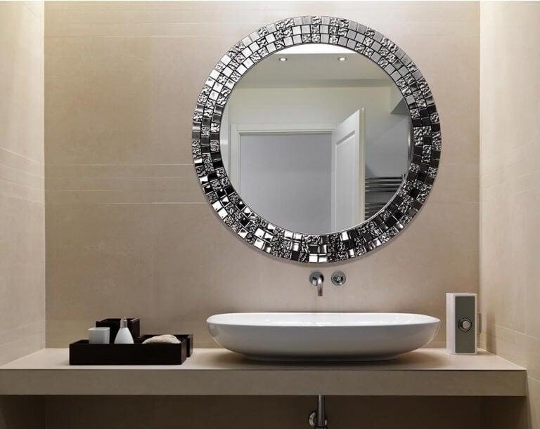 Espejos para decoraciones de baño