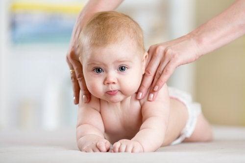 Estimulación en los bebés: aprender a activar los sentidos