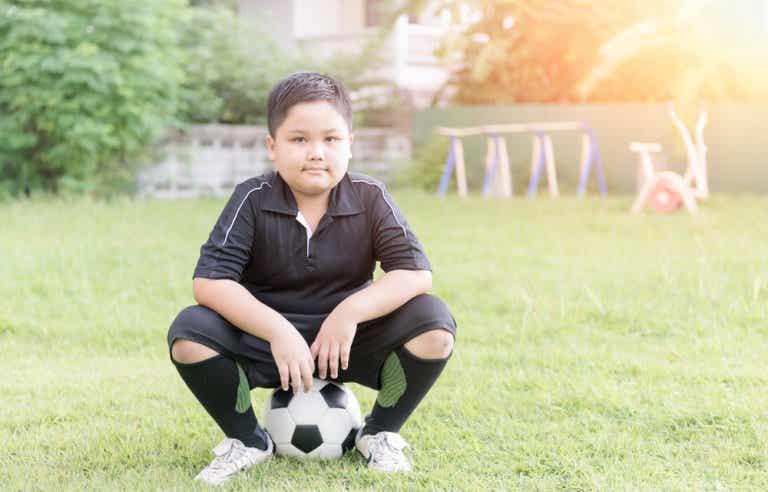 Ejercicios divertidos para combatir la obesidad infantil
